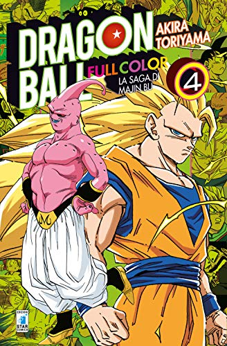 La saga di Majin Bu. Dragon ball full color (Vol. 4)