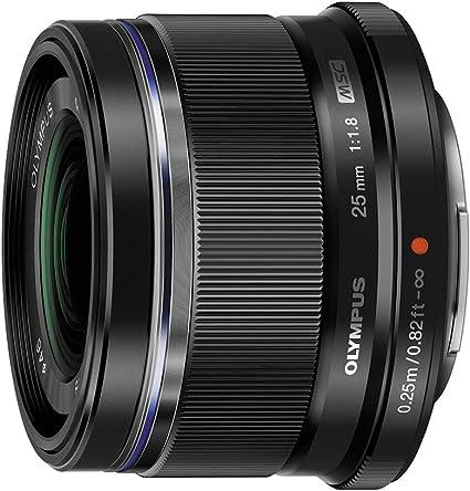 Olympus M Zuiko Digital 25 Mm F1 8 Objektiv Für Micro Kamera