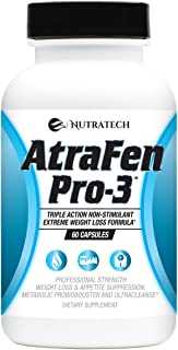stimulant free fat burner by Atrafen