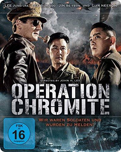 Operation Chromite -Steelbook/Uncut [Blu-ray] [Limited Edition]