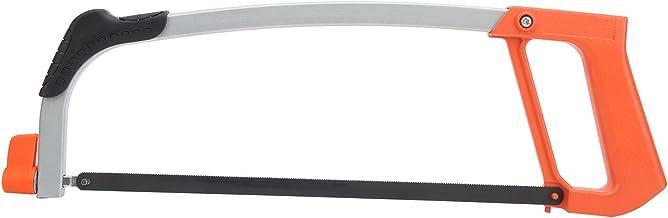 "Hacksaw Set, 12"" Aluminum Alloy Hacksaw Frame Set Ajustable Hacksaw with Saw Blade, Portable Hand Saw Cutting Tool for cut..."