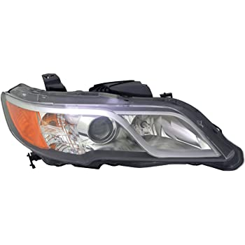TYC 20-9071-01-9 Replacement Right Head Lamp