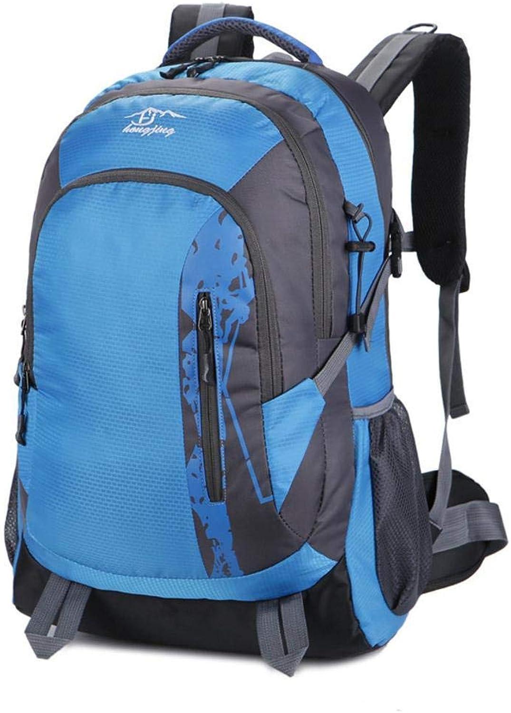 ZhongYi Riding Bag Outdoor Mountaineering Backpack
