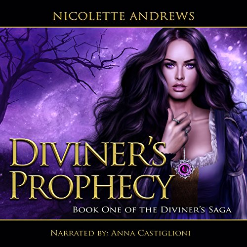 Diviner's Prophecy audiobook cover art
