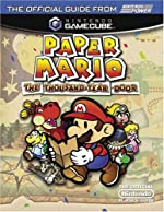 Official Nintendo Paper Mario - The Thousand-Year Door Player's Guide de Nintendo Power