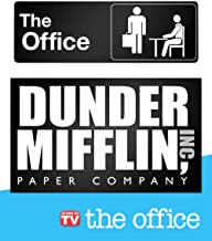 The Office Sign – The Office Logo Merchandise – Memorabilia Inspired by The Office
