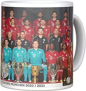 FC Bayern München Tasse Team 20/21