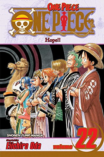 One Piece 22: Hope!! [Lingua Inglese]
