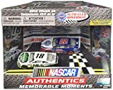 Nascar Authentics - Memorable Moments - #18Toy-IsB/#22Frd-AA GBL Vehicle