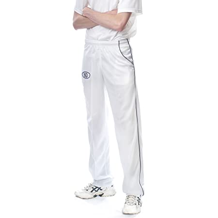 Playing Kit Whites Flannels Lightweight Match Trouser Training Pants Youth 15-16 Years