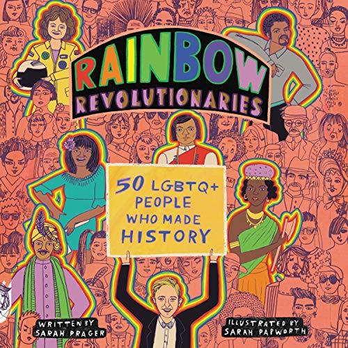 Rainbow Revolutionaries cover art