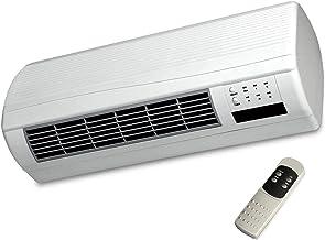 MEDIA WAVE store TCP3500 MASTER - Termoventilador programable de pared con mando a distancia (2000 W)
