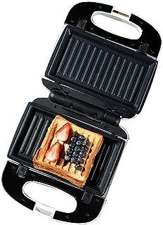 aasdf 7 en 1 Sandwich Grille-Pain gaufrier Panini Presse grillé grillé Beignet Machine à crème glacée