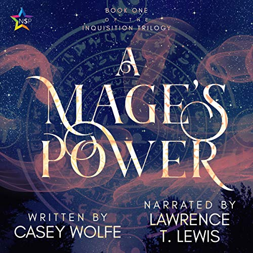 A Mage's Power  cover art