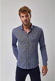 Camisa De Malha - Indigo