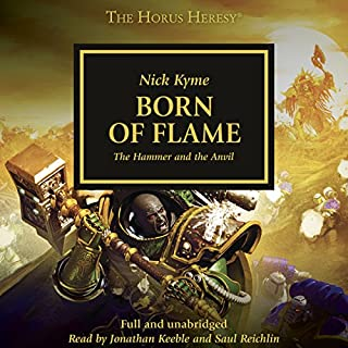Born of Flame cover art