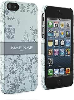Proporta NAF NAF Paris iPhone 5 / 5S stylish Case Cover Collection - Feuilles Vertes