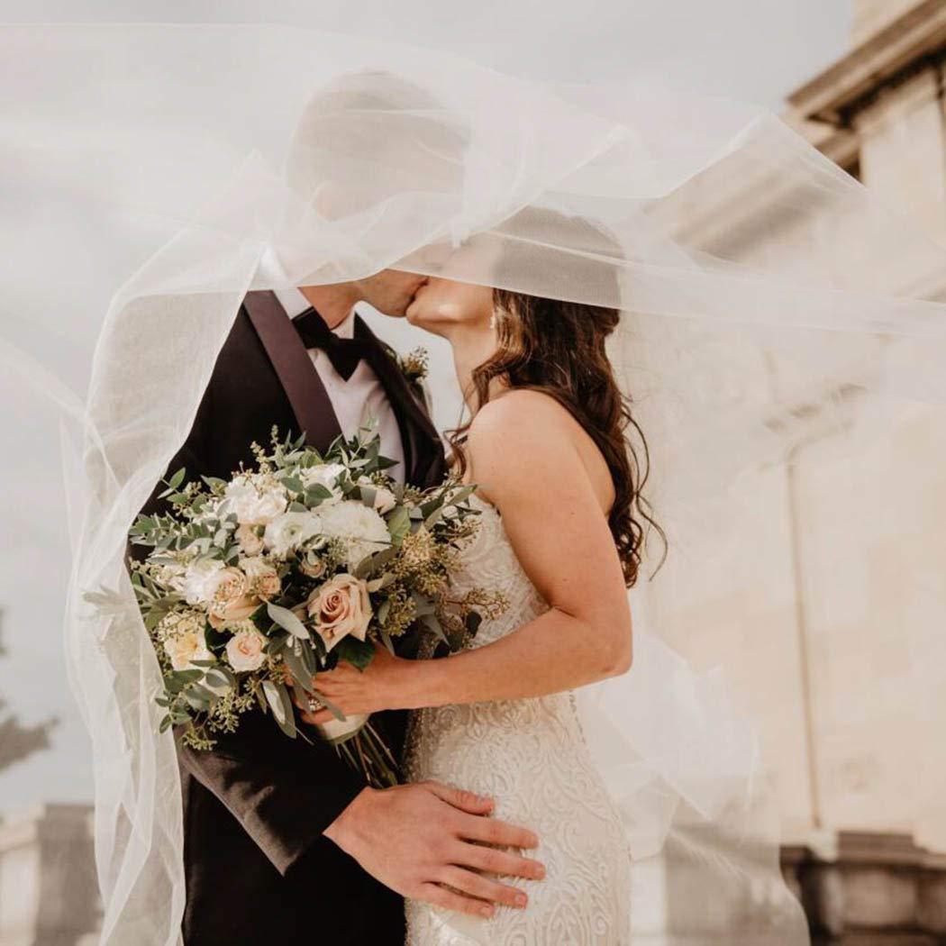 Heread Bride Wedding Veil 118