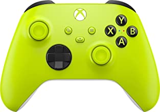 Xbox Wireless Controller – Electric Volt for Xbox Series...