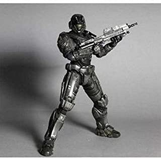 Square Enix Halo Reach Play Arts Kai Series 1 Jun Action Figure [Warrant Officer]