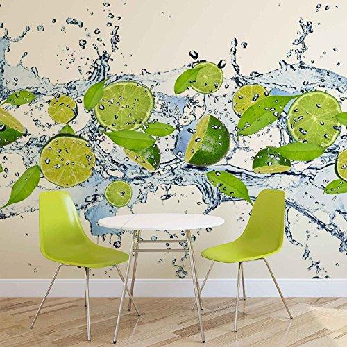 Eten drinken fotobehang wandschilderij schilderij behang (288FW)