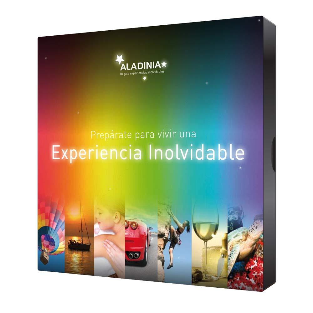 ALADINIA Box Caja Regalo Pack Amantes de la Conducción con Validez Ilimitada | Más de 70 Opciones para Elegir en España: Amazon.es: Deportes y aire libre