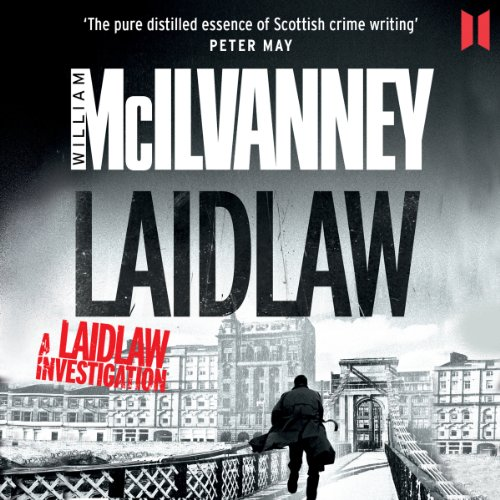 Laidlaw audiobook cover art
