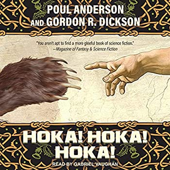 Hoka! Hoka! Hoka! by Poul Anderson & Gordon R. Dickson science fiction and fantasy book and audiobook reviews