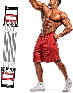 Winline sul petto Regolabile Expander Muscolo Exerciser Pull forza resistenza 5