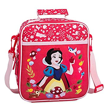 Disney Snow White Lunch Tote Red