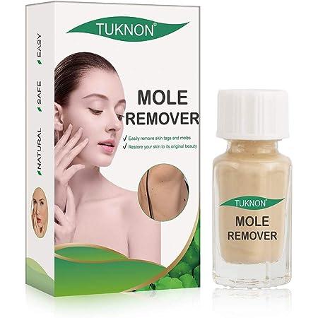 Muttermal Entfernen Mole Remover Skin Tag Remover Spot Leberfleck Entfernen Stufen Fur Alle Arten Von Haut Tag Warzen Muttermale Tattoo Amazon De Beauty
