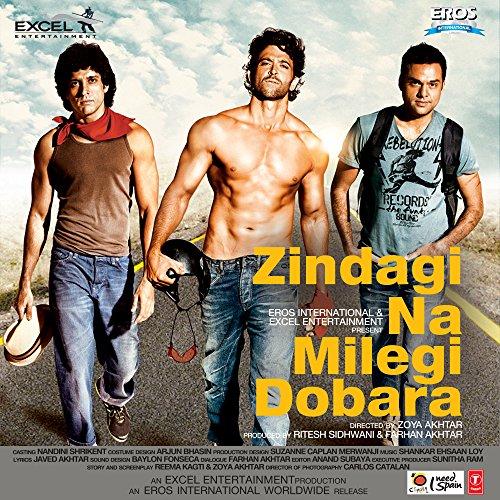 Zindagi Na Milegi Dobara DVD UK RELEASE