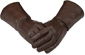 Best long brown leather gloves Reviews