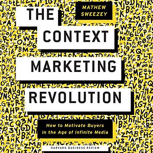 The Context Marketing Revolution cover art