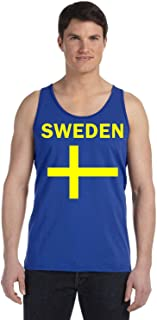 Promotion & Beyond Choose Your Country Flag Men's Tank Top