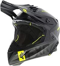 FXR Helium Ride Co Helmet - Black/Hi-Vis - LRG