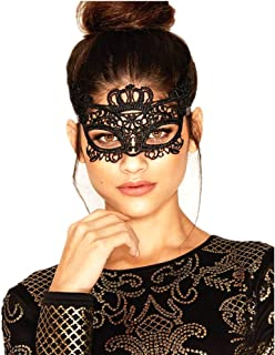 Lace Masquerade Mask Elastic,Fit for Adult,Soft Gentle Material,Specially for Costume,Thememed Party