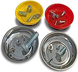 Explore magnetic bowls for screws