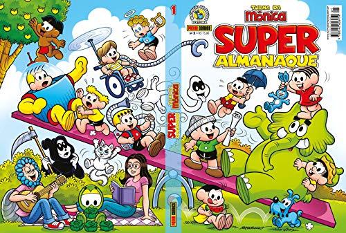 Super Almanaque Turma da Mônica - Volume 1