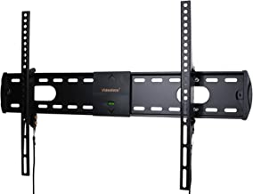VideoSecu Mounts Low Profile Tilt TV Wall Mount for Most 32-55 Inch Plasma LCD LED TV, Some LED up to 60