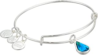 Women's Swarovski Teardrop Color Code Bangle