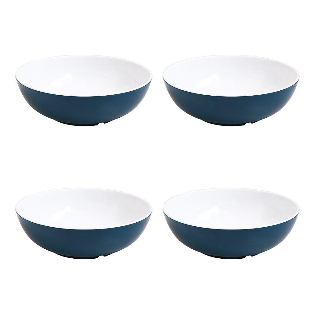 Cereal Bowl Melamine Material 4-Pack