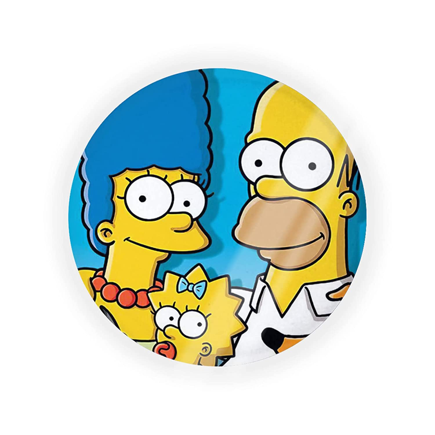 Yunlenb The Simpsons Portable Make-up Air Container Powder Cushi New Free Shipping Max 48% OFF