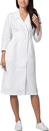 Adar Universal Fitted Midriff Scrub Dress