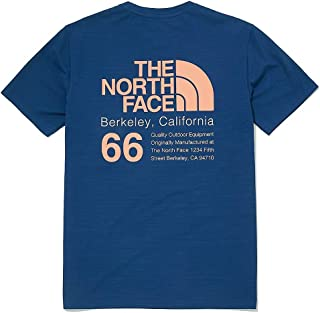 [ザノースフェイス] The NORTH FACE ホワイトラベル ミッカー半そでのTシャツ 夏Tシャツ メンズ MEEKER S/S R/TEE [並行輸入品]