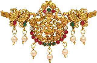 Jaipur Mart Accessory for Women (Golden) (BJB187MG)