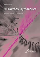 Méthodes y pedagogía Anne Fuzeau Productions LONDEIX Alano–50dictees Rythmiques–Percusión Percussion