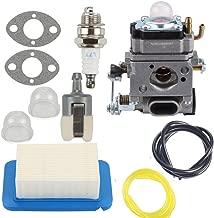 HQ parts Backpack Blower Carburetor& Air Filter Tune up kit for Echo PB500 PB500T PB500H EB508RT A021001641 A021001642 Walbro WLA-1 New Carb