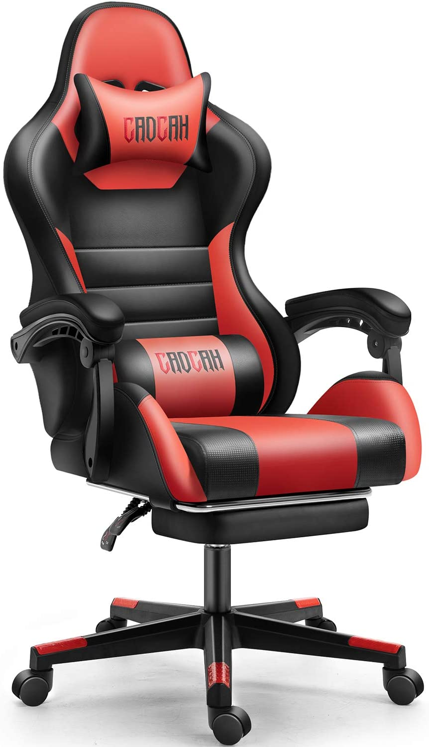 Cadcah Gaming Spring new work Ranking TOP2 one after another Chair Ergonomic Ch Computer Office Reclining