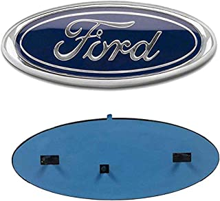 2004-2019 For Ford F150 Front Grille Tailgate Emblem, Oval 9